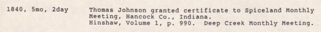 Certificate Granted