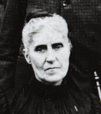 Nancy Caroline (Dunn) Wilson, Circa 1895-1910.