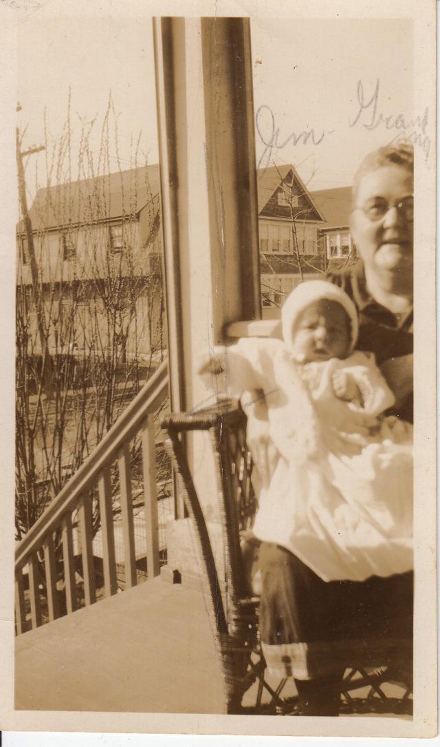 James Joseph TRAUTMAN and Marion Ann (RENFRO) ANTON, circa 1929.