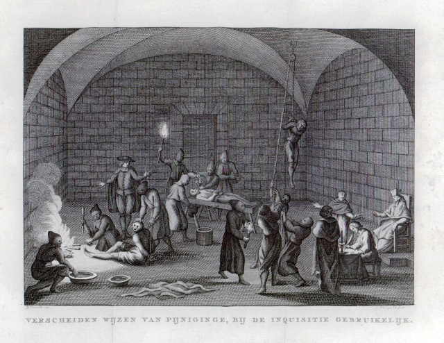 "Public domain image from Wikipedia topic ""Torture Chamber."" Downloaded 11 January 2015."
